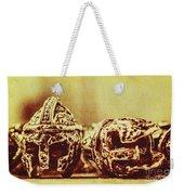 Ancient History Weekender Tote Bag