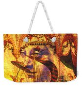 Ancient Of Days Weekender Tote Bag