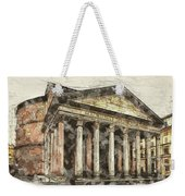 Ancient Pantheon Weekender Tote Bag