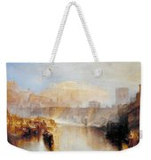 Ancient Rome - Agrippina Landing With The Ashes Of Germanicus Weekender Tote Bag