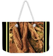 Ancient Roots Of Greece Weekender Tote Bag
