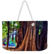 Ancient Roots Of Sicily Weekender Tote Bag