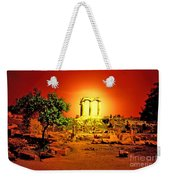 Ancient Ruins Weekender Tote Bag