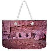 Ancient Ruins Mystery Valley Colorado Plateau Arizona 04 Weekender Tote Bag