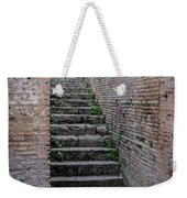 Ancient Stairs Rome Italy Weekender Tote Bag