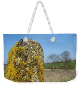 Ancient Stone Weekender Tote Bag