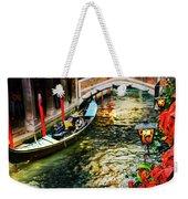 ancient Venice Weekender Tote Bag