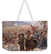Ancient Warriors Weekender Tote Bag