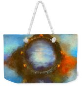 Ancient Worlds Weekender Tote Bag