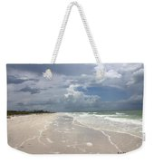 Anclote Key Beach Weekender Tote Bag