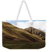 And Autumn Came With Wind And Gold Weekender Tote Bag