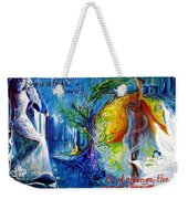 And Change The World Through Song... Weekender Tote Bag