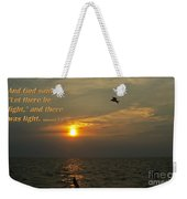 And God Said... Weekender Tote Bag