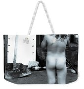 and on that note I bid you farewell Weekender Tote Bag