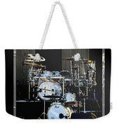 And The Beat Goes On.... Weekender Tote Bag