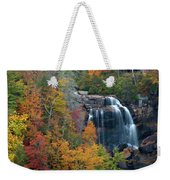 And The Leaves Will Fall Weekender Tote Bag