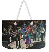 And The Melody Still Lingers On Weekender Tote Bag