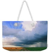 And Then The Sky Opened Weekender Tote Bag