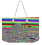And There Were Rainbows Weekender Tote Bag