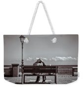 And Yet I Remember The Sea Weekender Tote Bag
