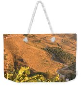 Andalucian Golden Valley Weekender Tote Bag