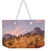 Andalucian Landscape Near Zahara De La Sierra Spain Weekender Tote Bag