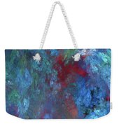 Andee Design Abstract 1 2017 Weekender Tote Bag by Andee Design