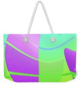 Andee Design Abstract 1 Of The 2016 Collection Weekender Tote Bag