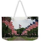 Andersonville National Cemetery Weekender Tote Bag