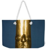 Andes: Gold Effigy, 1400 Weekender Tote Bag