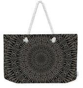 Andoluvium Metal Mandala Weekender Tote Bag