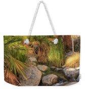 Andreas Canyon Babble Weekender Tote Bag