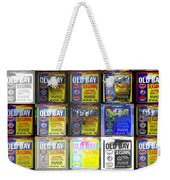 Andy Squared Weekender Tote Bag