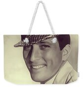 Andy Williams, Singer Weekender Tote Bag