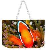 Anemone Fish Weekender Tote Bag
