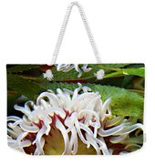 Anenome Reflection Weekender Tote Bag