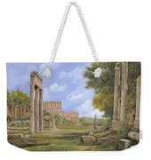 Anfiteatro Romano Weekender Tote Bag by Guido Borelli