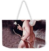 Angel - The Angel Of Love Weekender Tote Bag