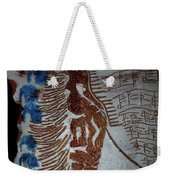Angel 7 Weekender Tote Bag