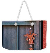 Angel At The Door Weekender Tote Bag by Carol Leigh