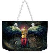 Angel Body Art Weekender Tote Bag