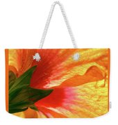 Angel Brushstrokes  Weekender Tote Bag