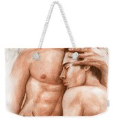 Angel Embrace Weekender Tote Bag