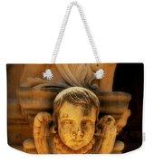 Angel Face Weekender Tote Bag