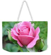 Angel Face Rose Weekender Tote Bag