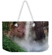 Angel Falls Canaima National Park Venezuela Weekender Tote Bag by Dave Welling