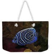 Angel Fish Weekender Tote Bag