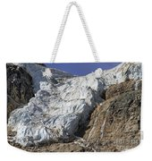 Angel Glacier Weekender Tote Bag
