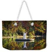 Angel In The Lake - St. Mary's Ambler Weekender Tote Bag