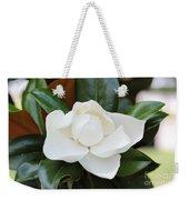 Angel In The Magnolia Weekender Tote Bag